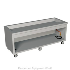 Duke TCI-88SS Serving Counter Cold Pan Salad Buffet