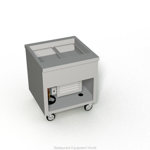 Duke TCM-32SS-N7 Serving Counter, Cold Food