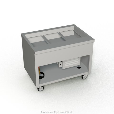 Duke TCM-46SS-N7 Serving Counter, Cold Food