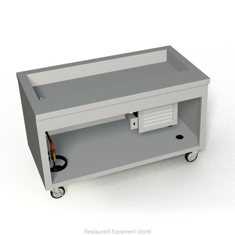 Duke TCM-60SS Serving Counter, Cold Food