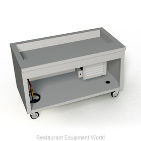 Duke TCM-60SS Serving Counter Cold Pan Salad Buffet