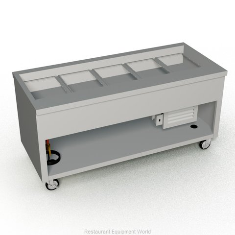 Duke TCM-74SS-N7 Serving Counter, Cold Food
