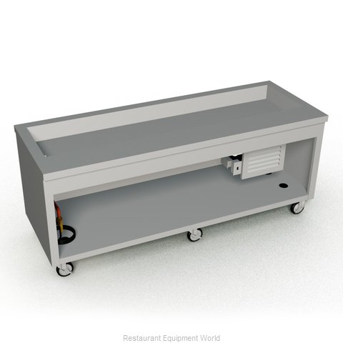 Duke TCM-88SS Serving Counter, Cold Food