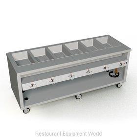 Duke TEHF-88PG Serving Counter, Hot Food, Electric