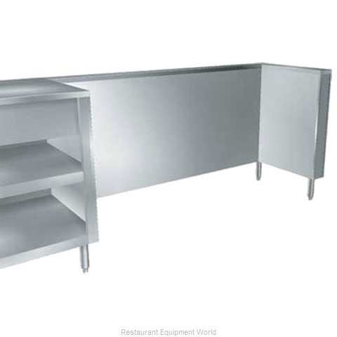 Duke TS380-PG Serving Counter Skeleton Buffet
