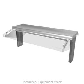 Duke TS530-116-1SN Self-Service Canopy