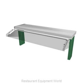 Duke TS530-74-1SN Self-Service Canopy