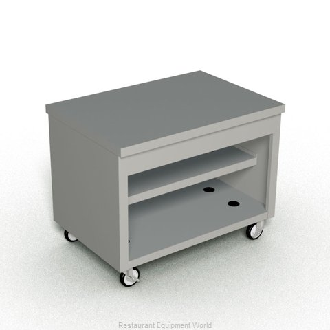 Duke TST-46PG Serving Counter, Utility (Magnified)