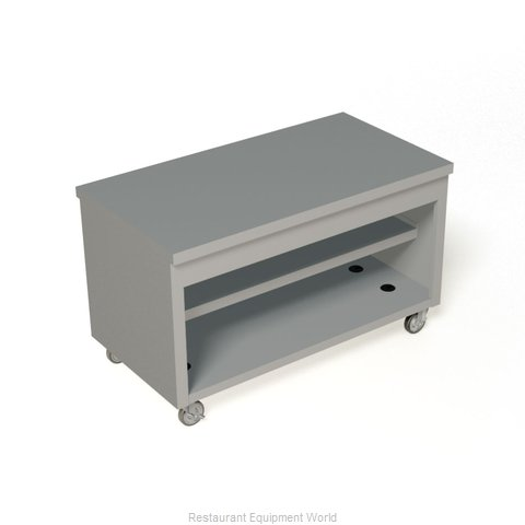 Duke TST-60SS Serving Counter, Utility (Magnified)