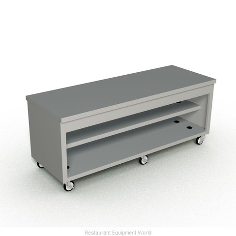 Duke TST-88SS Serving Counter Utility Buffet