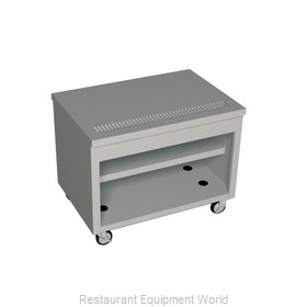 Duke TUS-46PG Serving Counter, Beverage