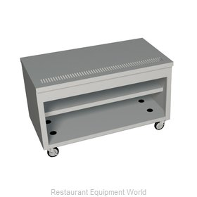 Duke TUS-60SS Serving Counter, Beverage