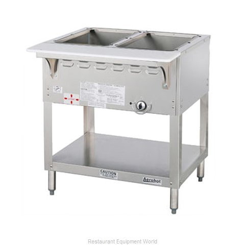 Duke WB302 Serving Counter Hot Food Steam Table Gas