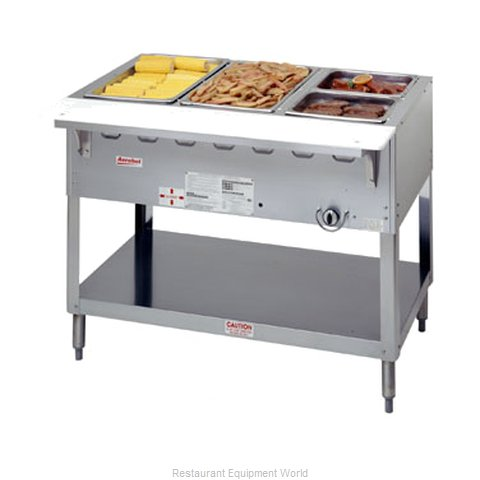 Duke WB303 Serving Counter, Hot Food, Gas