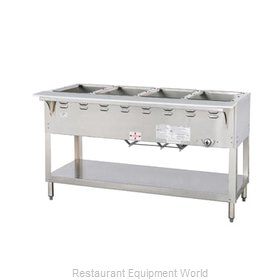 Duke WB304 Serving Counter, Hot Food, Gas