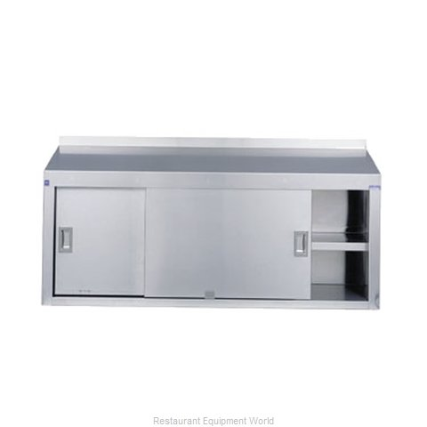 Duke WCPG-72S Cabinet, Wall-Mounted (Magnified)