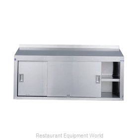 Duke WCSS-48S Cabinet, Wall-Mounted