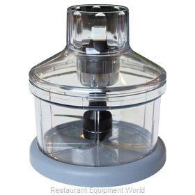 Dynamic AC518 Mixer, Vertical Cutter Accessories