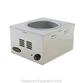 Eagle 11QCW-120-X Food Pan Warmer/Cooker, Countertop