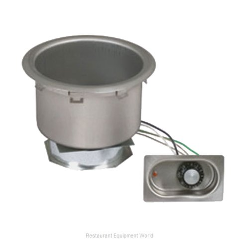 Eagle 11QDI-208D Hot Food Well Unit Electric Drop-In Top Mount