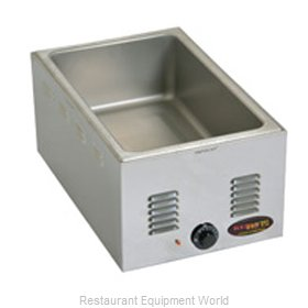 Eagle 1220CWD-120-X Food Pan Warmer/Cooker, Countertop