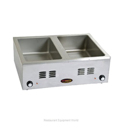 Eagle 1220FW2-208 Food Pan Warmer, Countertop (Magnified)