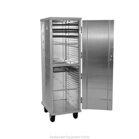 Eagle 1290WDW-X Bun Pan Rack Cabinet Mobile Enclosed (Magnified)