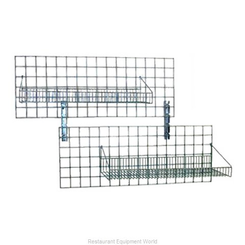 Eagle 1836WGS-VG Shelving, Wall Grid Shelf