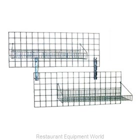 Eagle 1848WGS-Z Shelving, Wall Grid Shelf