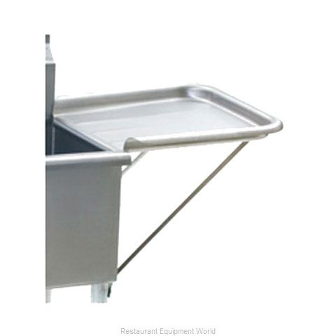 Eagle 18X18 RRDEDB16/3 Drainboard Detachable (Magnified)