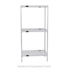 Eagle 2448W-X Shelving, Wire