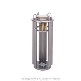Eagle 359112 Dispenser, Plate Dish, Drop In