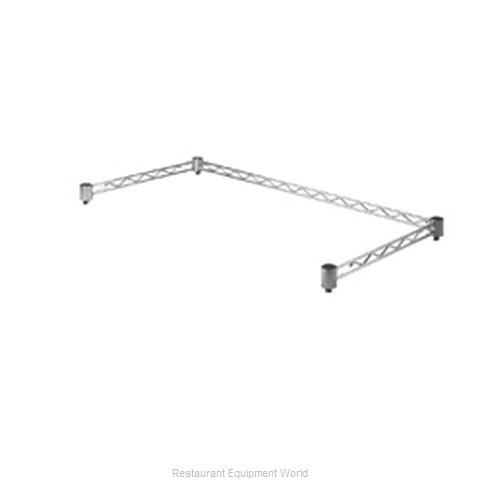Eagle 3TF1848-Z Shelving, 3-Sided Frame (Magnified)