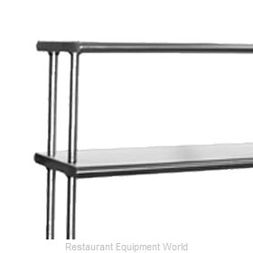 Eagle 411236-X Overshelf Table Mounted