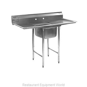 Eagle 412-16-1 Sink, (1) One Compartment