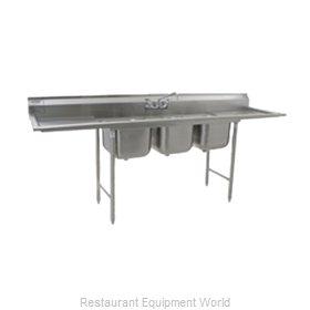 Eagle 414-16-3-24-X Sink, (3) Three Compartment