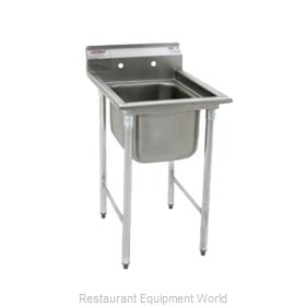 Eagle 414-18-1 Sink, (1) One Compartment