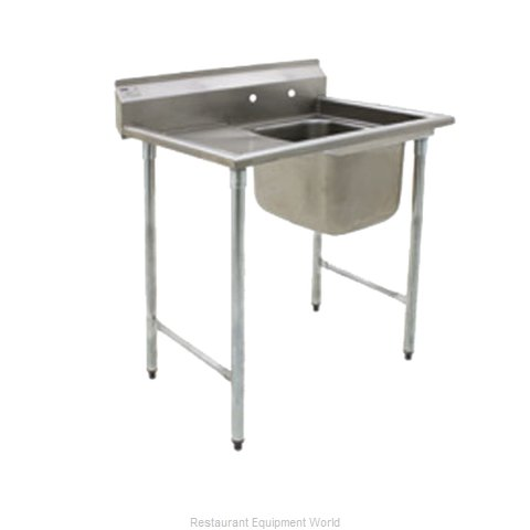 Eagle 414-24-1-24L Sink, (1) One Compartment