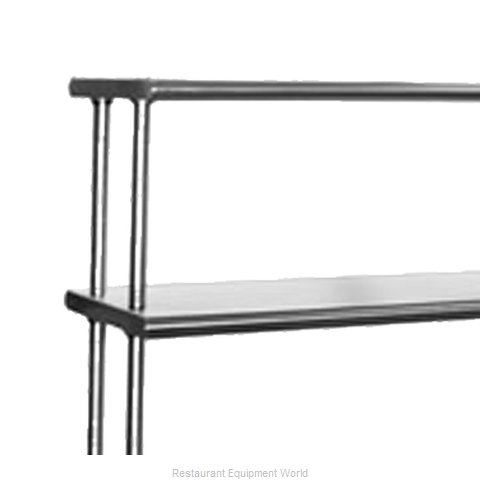 Eagle 421060-X Overshelf, Table-Mounted (Magnified)