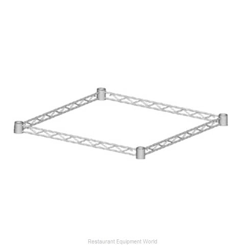 Eagle 4TF1848-Z Shelving Frame (Magnified)