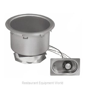 Eagle 7QDI-120T Hot Food Well Unit Electric Drop-In Top Mount