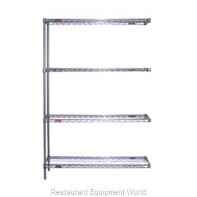 Eagle A4-63-2436V Shelving Unit, Wire