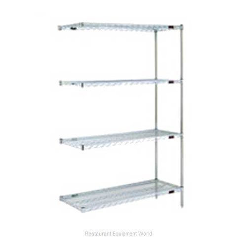 Eagle A4-63-2448S Shelving Unit, Wire (Magnified)
