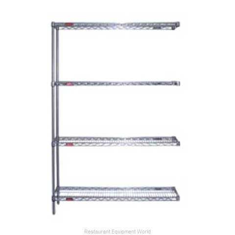 Eagle A4-63-2448V Shelving Unit, Wire (Magnified)