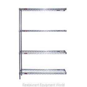 Eagle A4-63-2448V Shelving Unit, Wire
