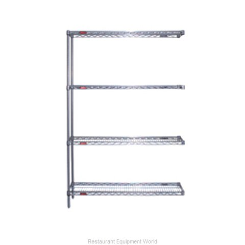 Eagle A4-74-2472V Shelving Unit, Wire (Magnified)