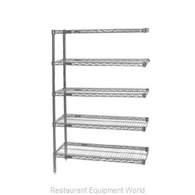 Eagle A5-74-2124C Shelving Unit, Wire