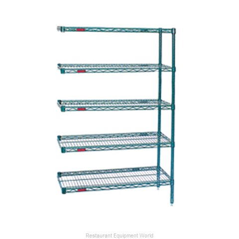 Eagle A5-86-2124VG Shelving Unit, Wire