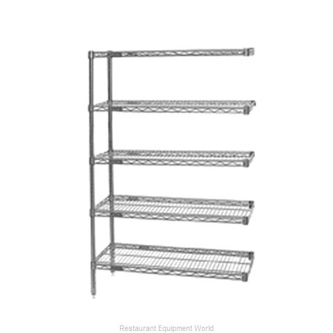 Eagle A5-86-2460S Shelving Unit, Wire (Magnified)
