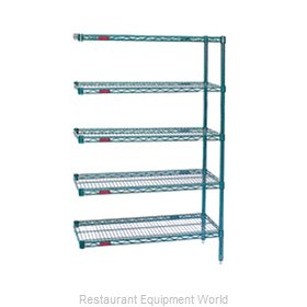 Eagle A5-86-2460VG Shelving Unit, Wire